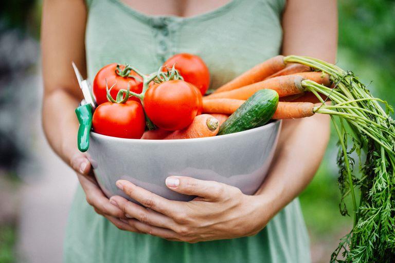 Cultivar energía sexual - Comer sano