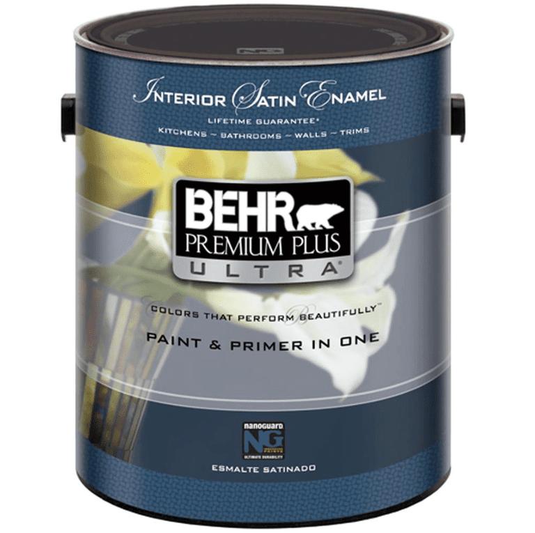 Interior Paint Coverage Per Gallon: Las 4 Mejores Marcas De Pintura