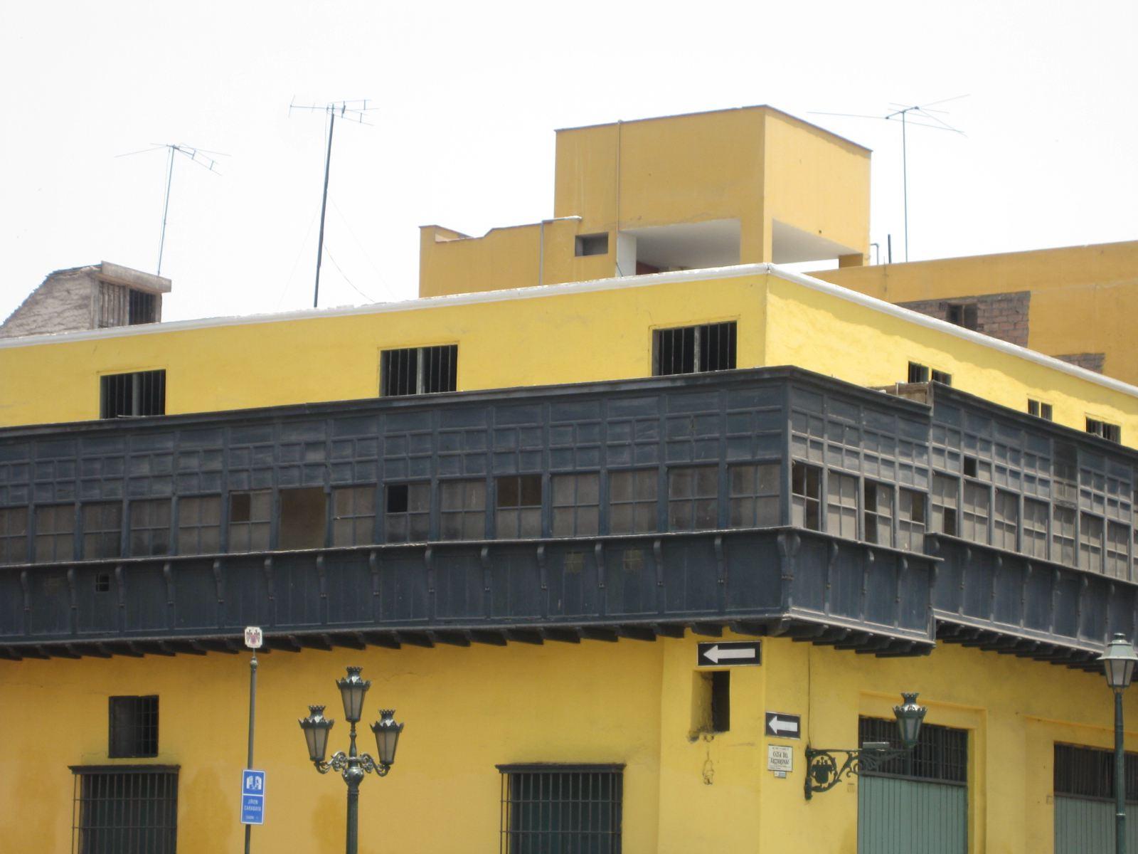 Casa del oidor