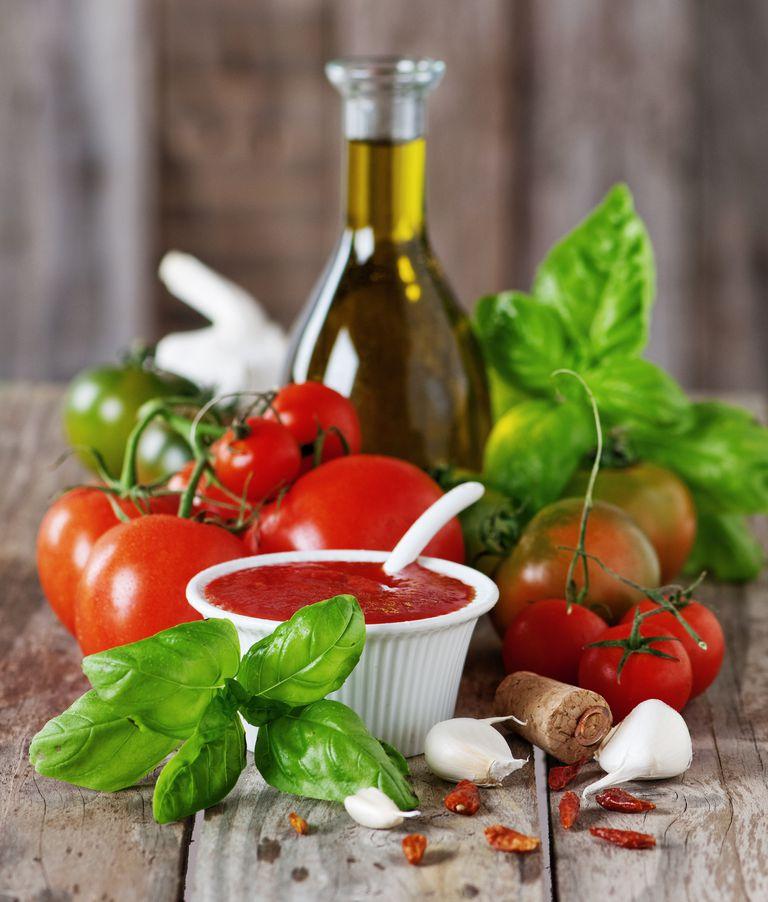 Dieta mediterránea y colesterol estudios científicos