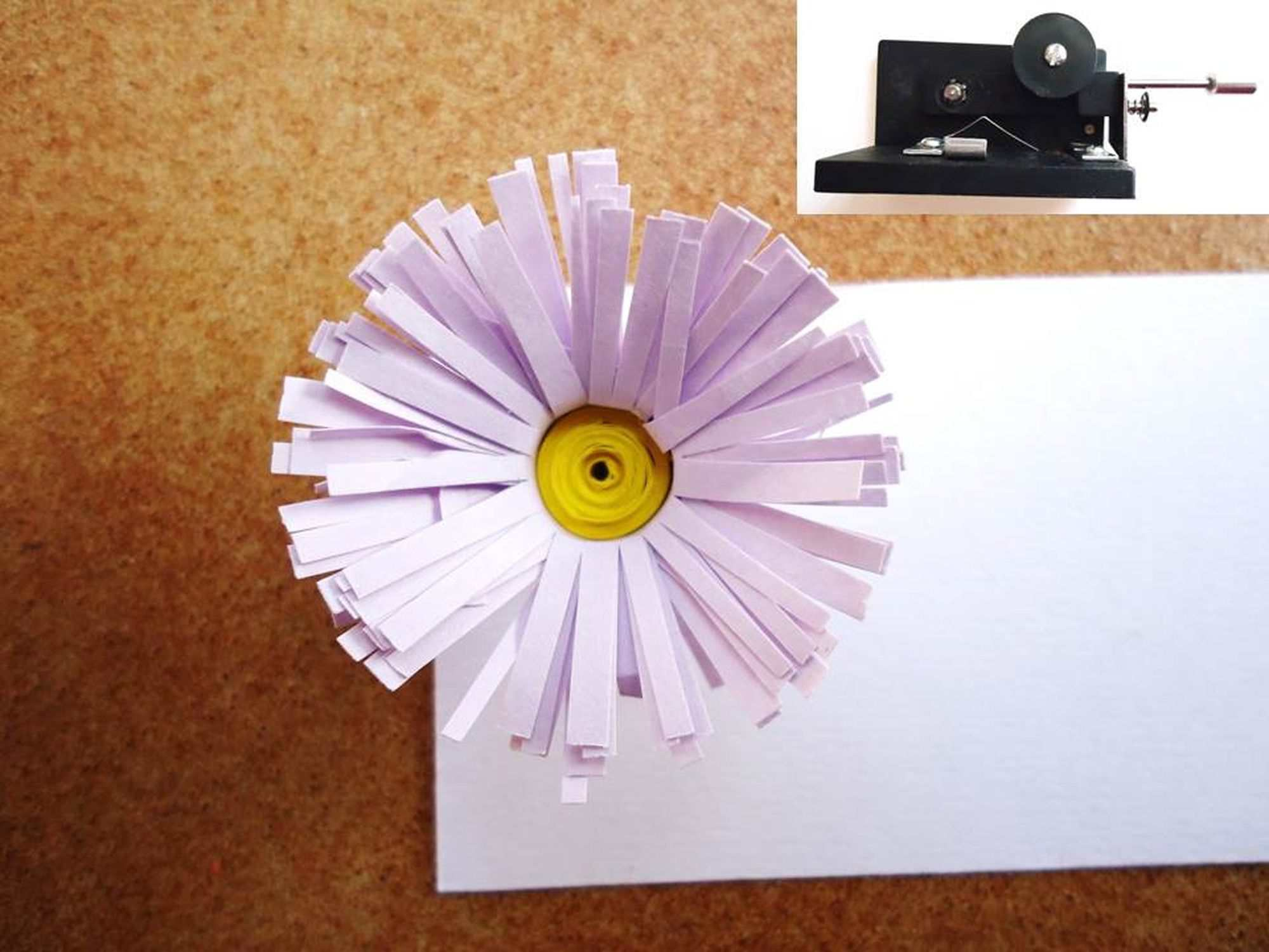 margaritade papel filigrana