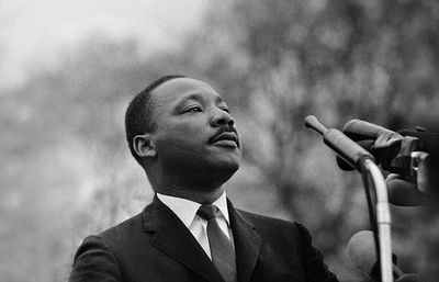 Tengo Un Sueno Discurso De Martin Luther King