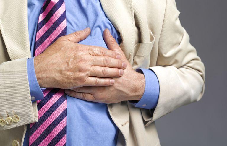 Qué es un angina de pecho