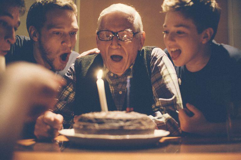Cumpleaños del abuelo