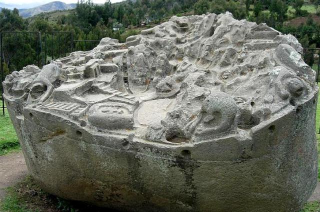 Piedra de Saywite