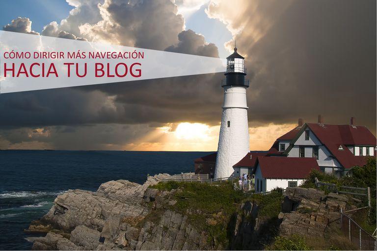 Como dirigir más tráfico hacia tu blog