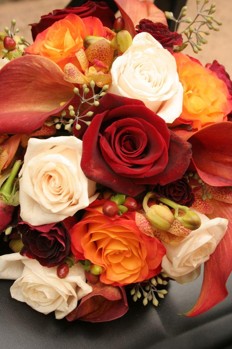 Elige Flores De Acuerdo A La Temporada Para Mayor Frescura Y Belleza