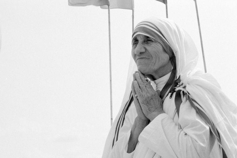 20 Frases De Amor De La Madre Teresa De Calcuta