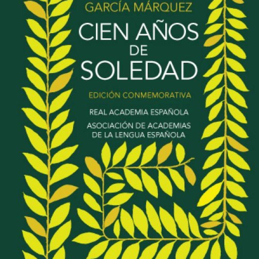 100 años de Soledad, de Gabriel Garcia Marquez