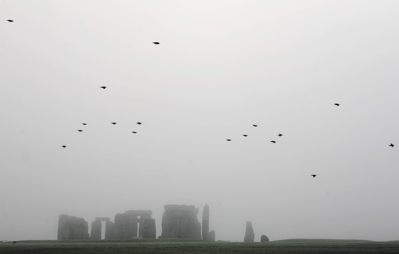 Winter Solstice 2006 at Stonehenge