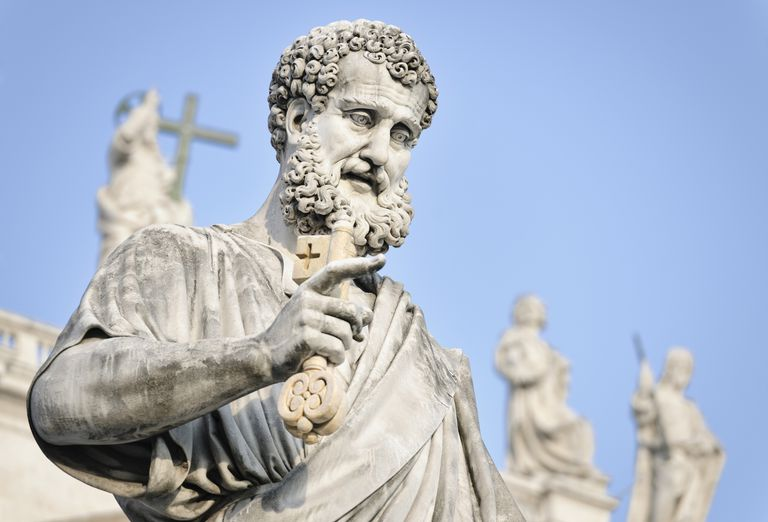 El Apóstol Pedro