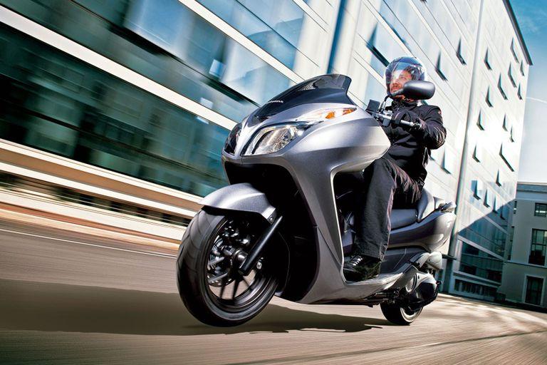 Honda Forza 300 2013