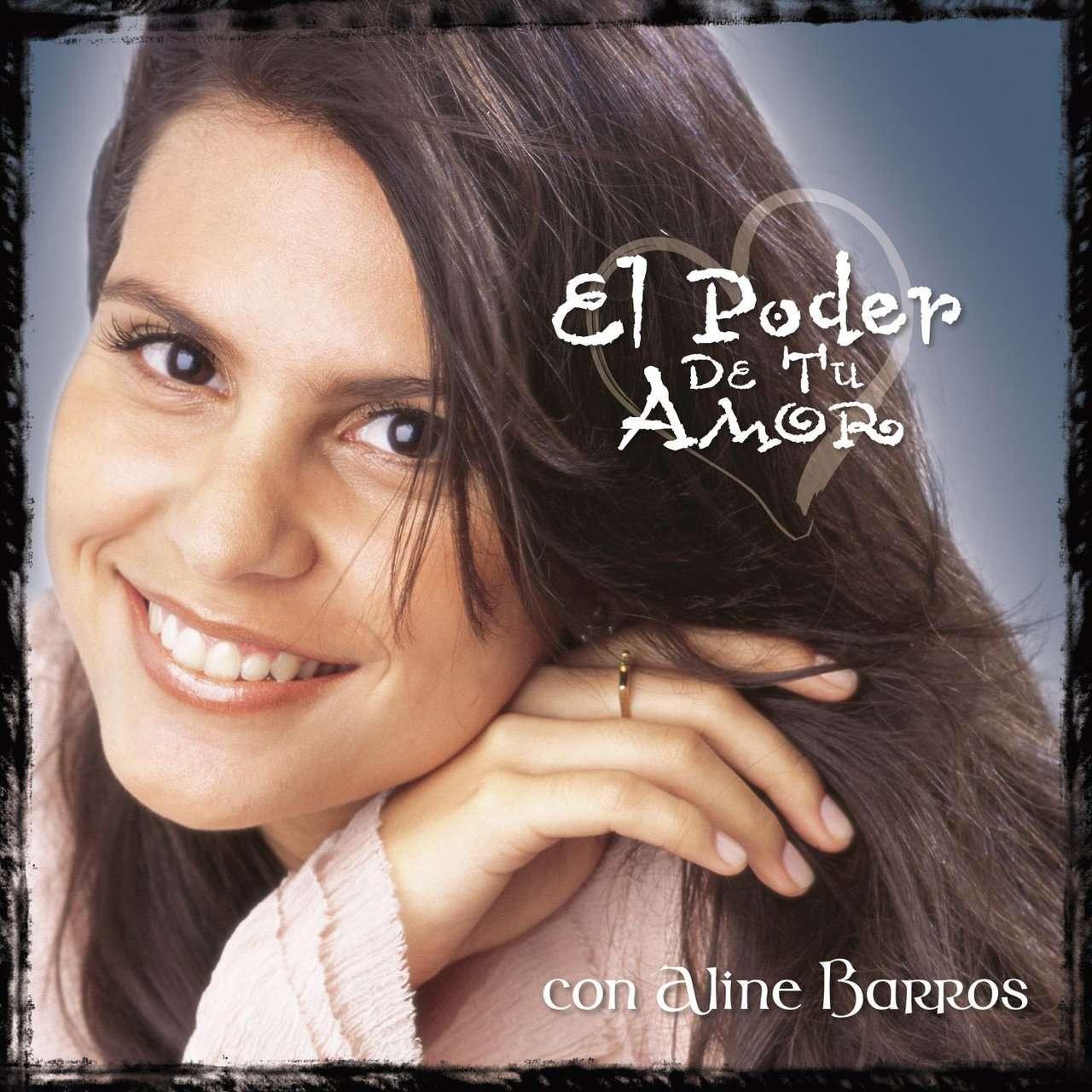 Carátula álbum El poder de tu amor, de Aline Barros
