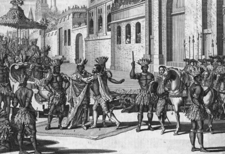 conquista española