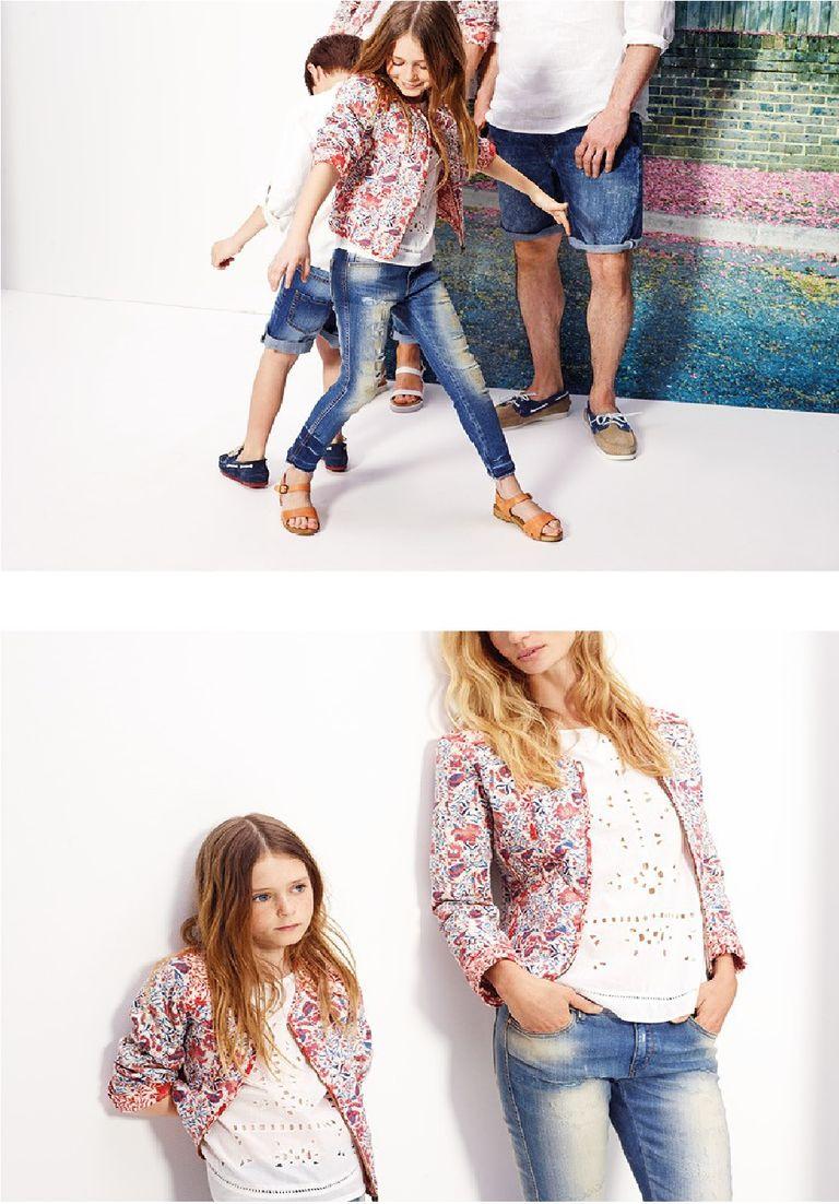 2c88b657c Éxito de la moda para vestir igual que tus hijos