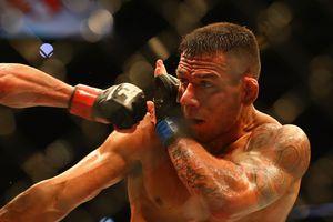 MMA Fighter Rafael dos Anjos