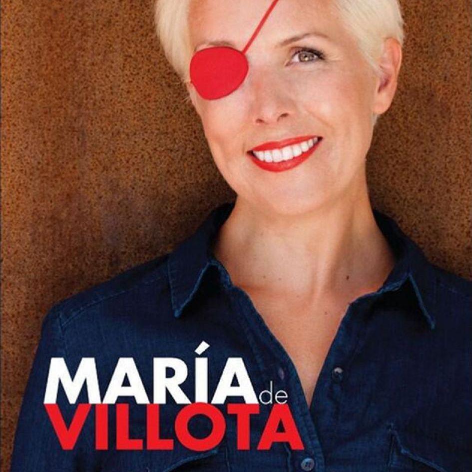La vida es un regalo autobiografia de Maria de Villota