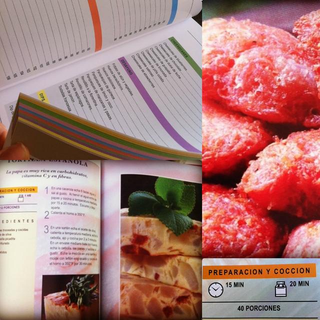 Cielito Rosado fotos organizacion y recetas