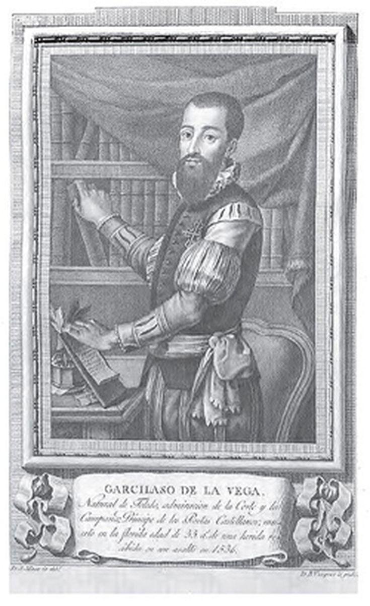 Biografía y principales obras de Garcilaso de la Vega