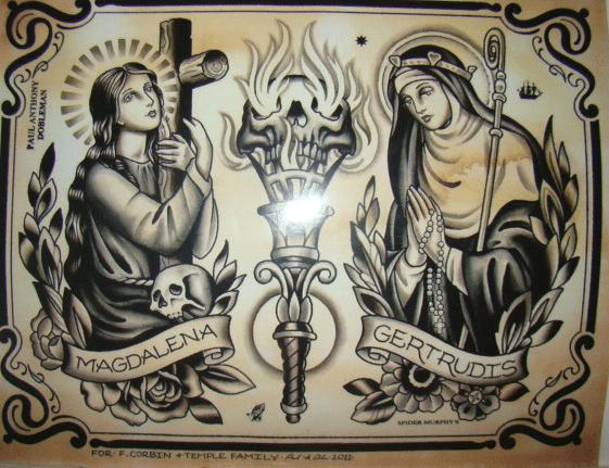 Tatuajes Chicanos El Orgullo De La Herencia
