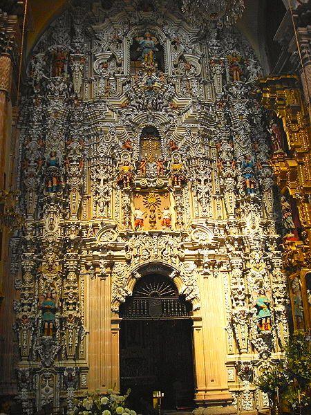 Templo del Carmen, San Luis Potosí