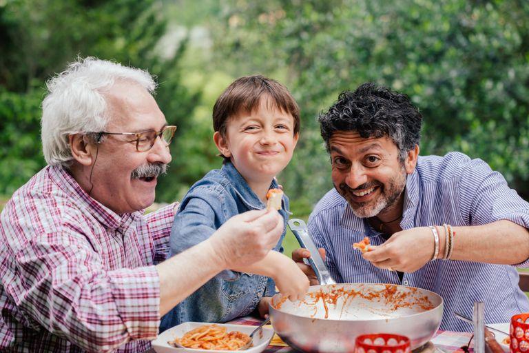 Por qué la dieta mediterranea es tan saludable