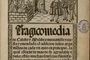 Manuscrito de La Celestina