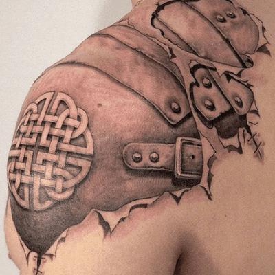 Tatuajes De Samuráis Símbolo De Valentía Honor Y Justicia