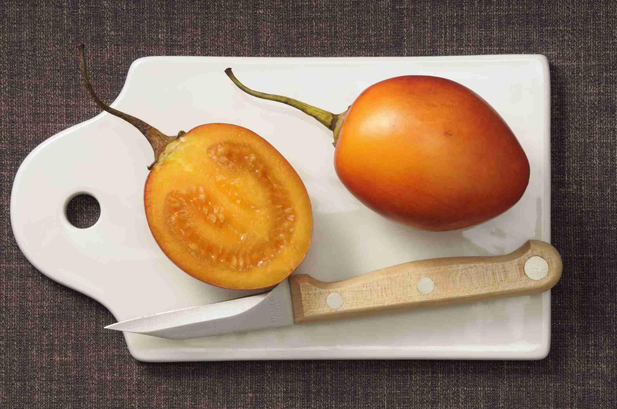 Tamarillo y salud del corazón, vitamina c, antioxidantes