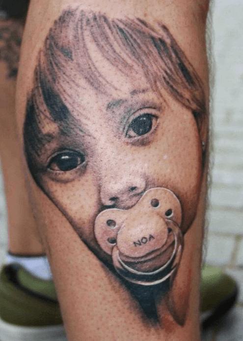 Tatuajes De Retrato