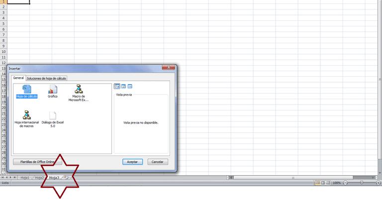 Imprimir pantalla Microsoft Excel