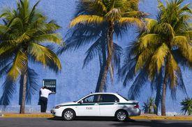 Taxi de Cancún