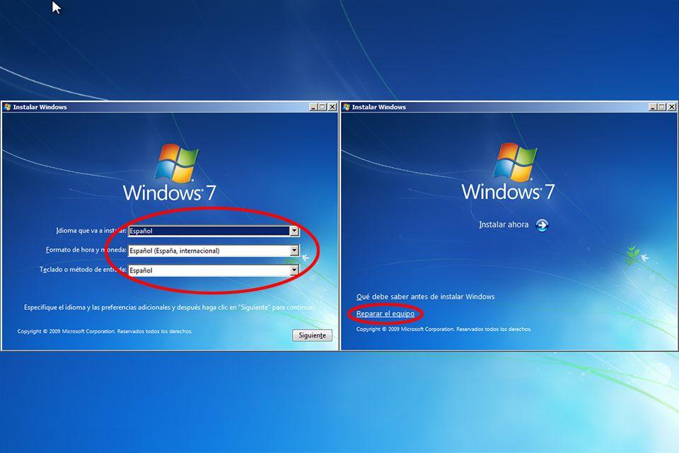 Reparar-Windows7-CD-USB