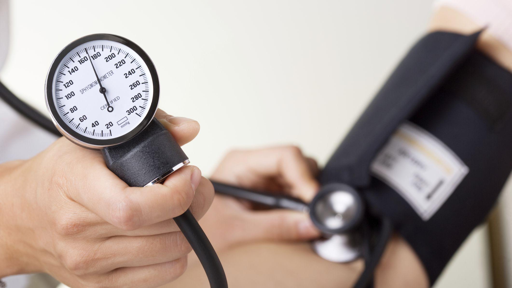 Definir qué es la presión arterial sistólica