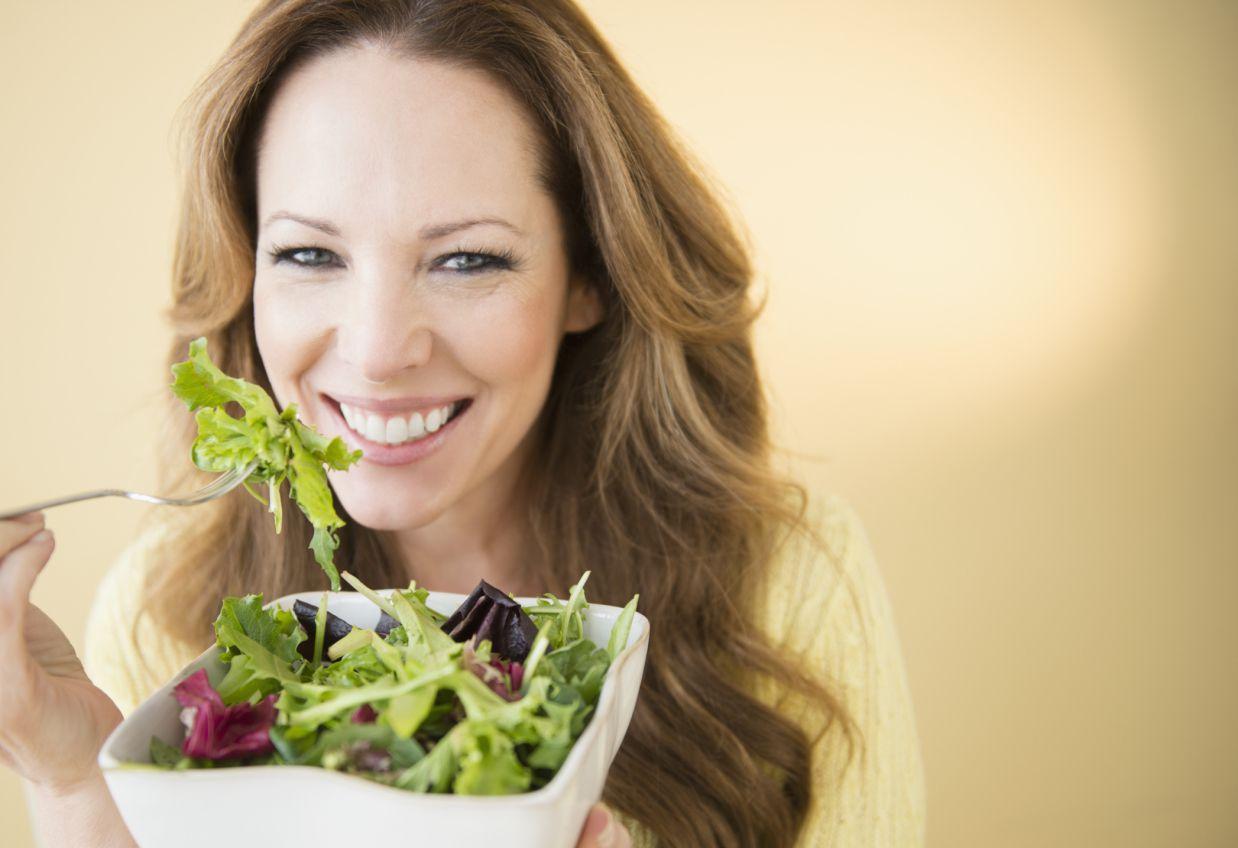 Cómo comer sano y adelgazar saludablemente