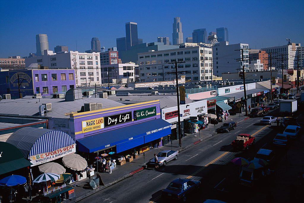 7a9f92e30311 Los callejones de Los Ángeles
