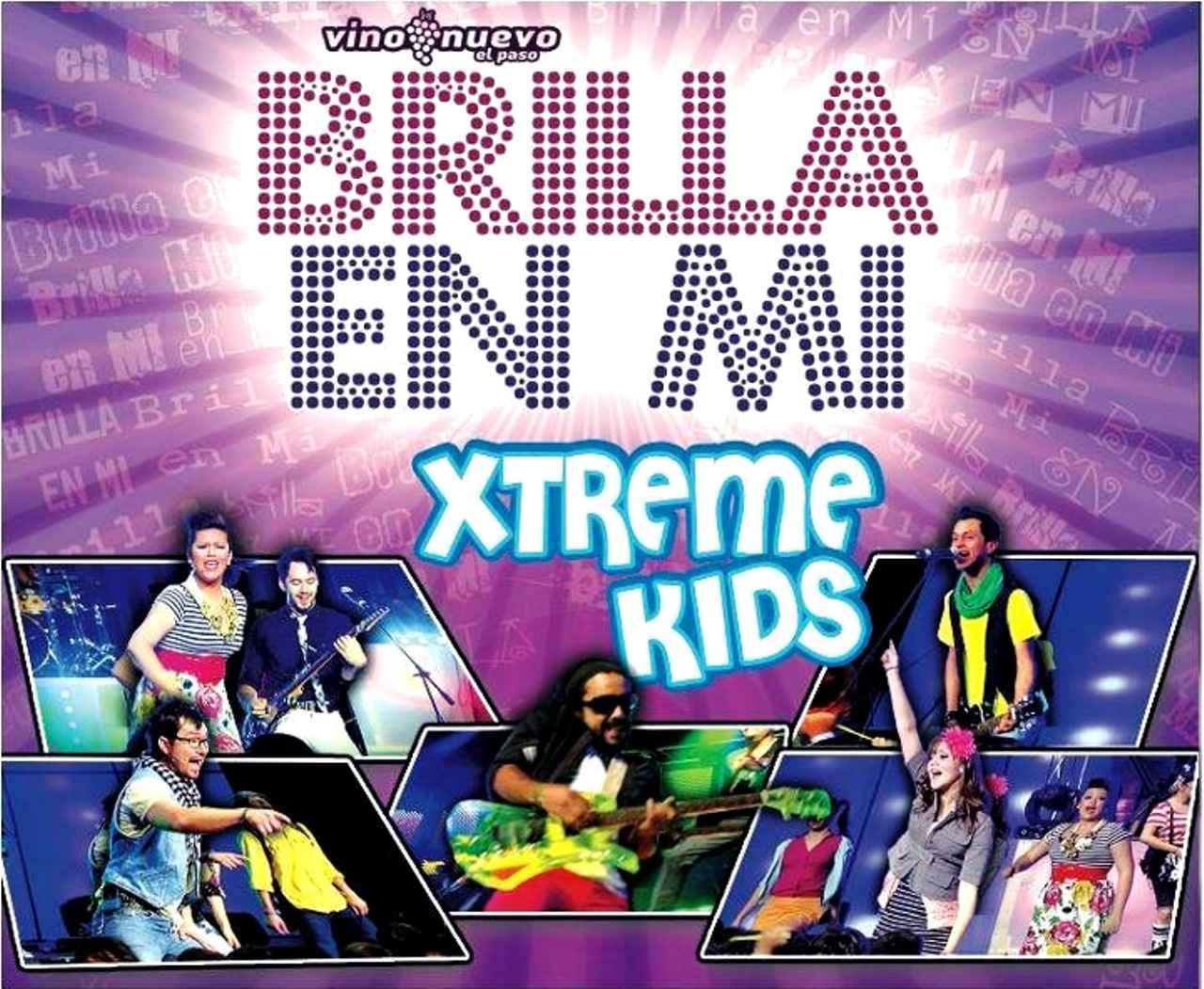 Xtreme Kids, Brilla en mí