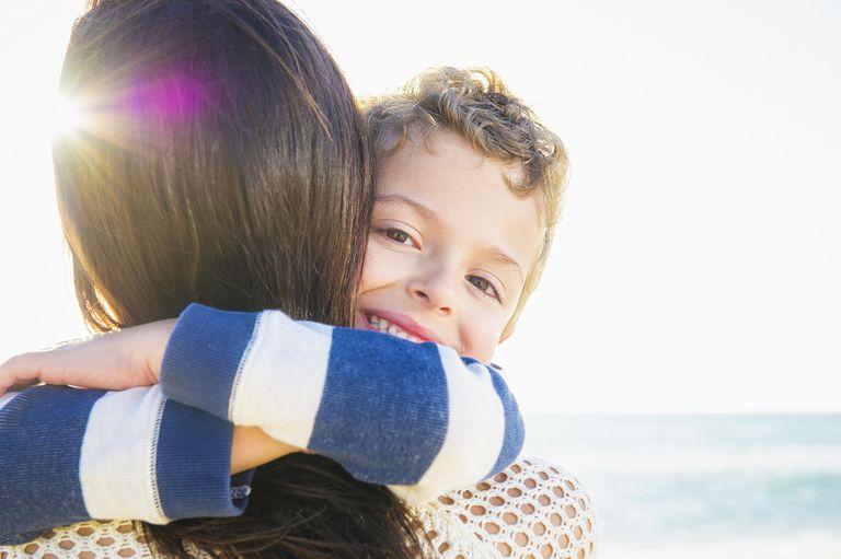 Expresarle El Amor A Un Hijo
