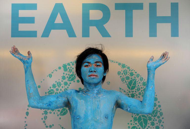 Indonesia celebra el Día de la Tierra
