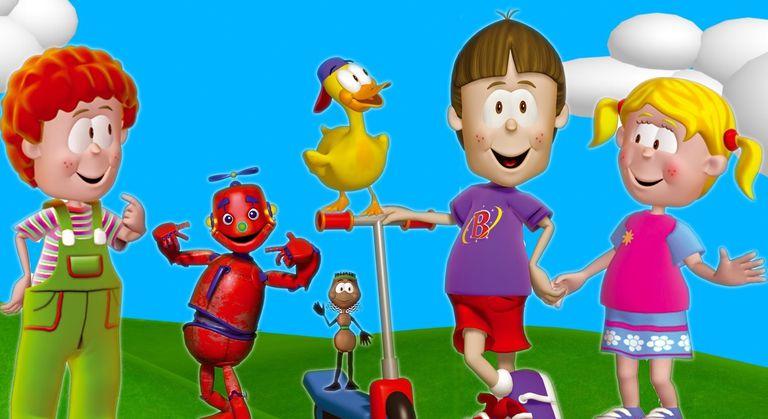 Biper y sus amigos