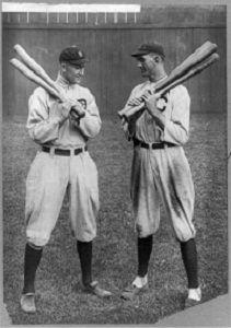 Ty Cobb y el