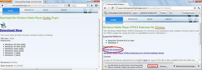 Plugin-Windows-Media