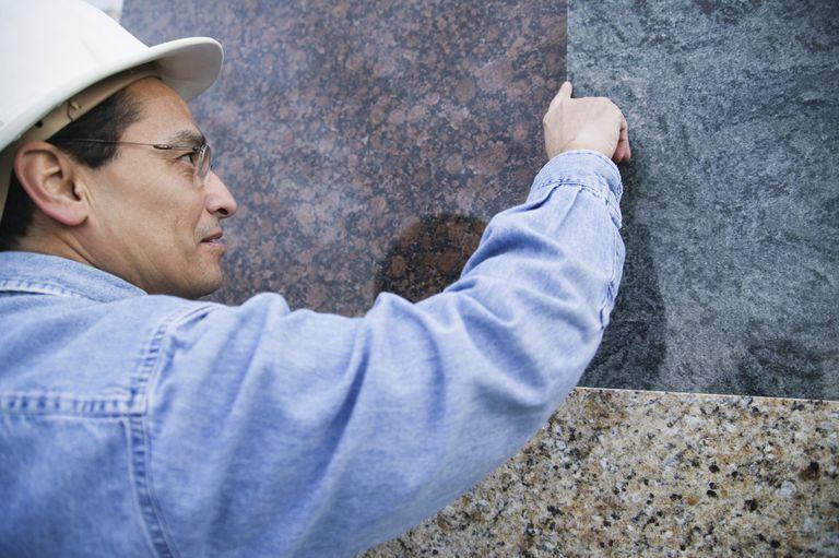 Paneles de granito