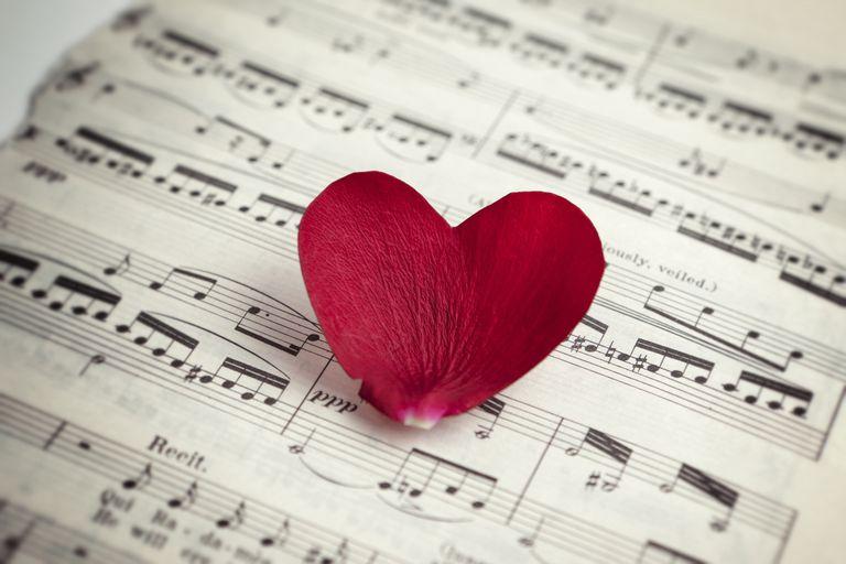 Resultado de imagen de corazon musica