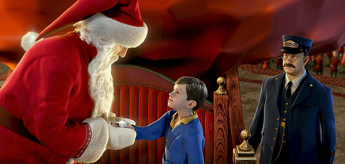 Película de navidad: el expreso polar