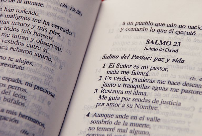 Libros Poéticos De La Biblia