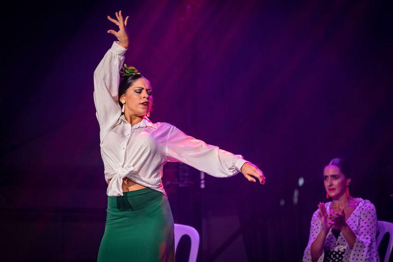 Flamenco Dance Company Of Ángela Márquez Show