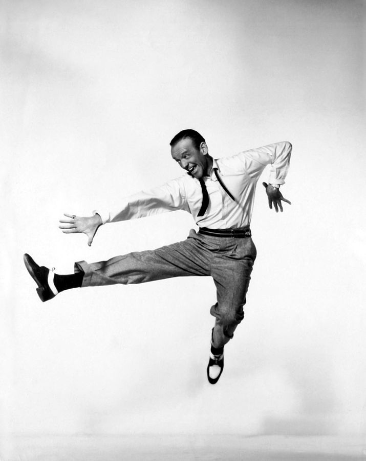 Fred Astaire en Daddy Long Legs