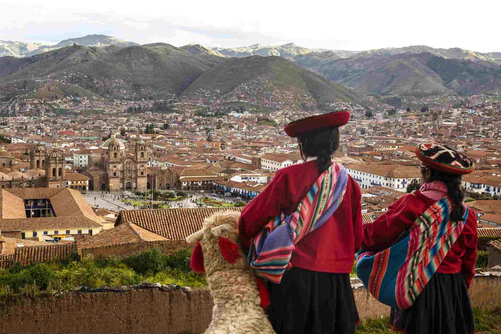 Cuzco and Plaza de Armas