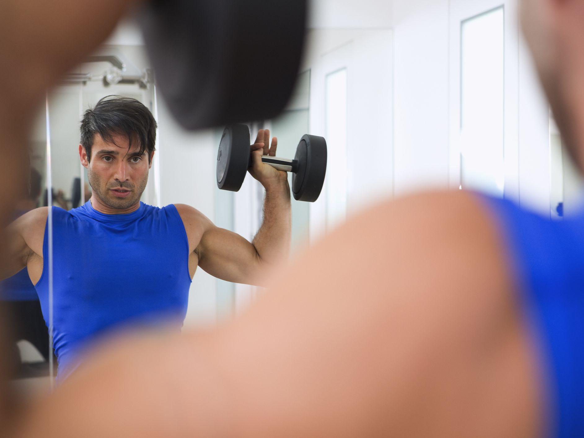 como empezar una buena rutina en el gym